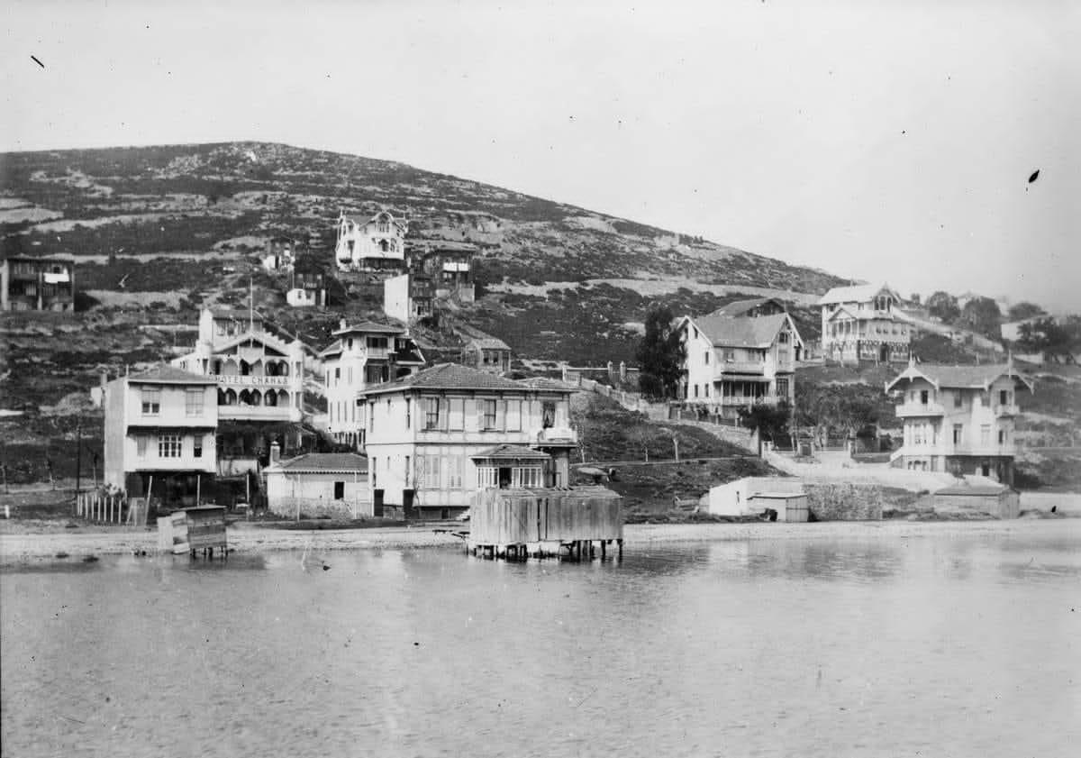 Adalar ilçesi Tarihi