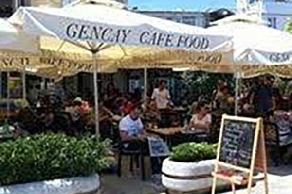 Cafe Gencay