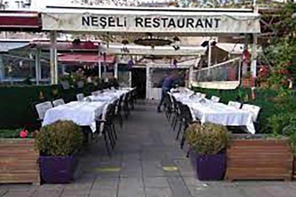 Neşeli Restoran