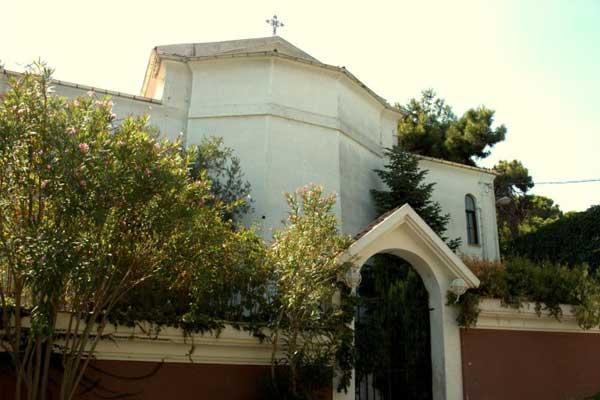 Surp Krikor Lusavoriç Ermeni Kilisesi