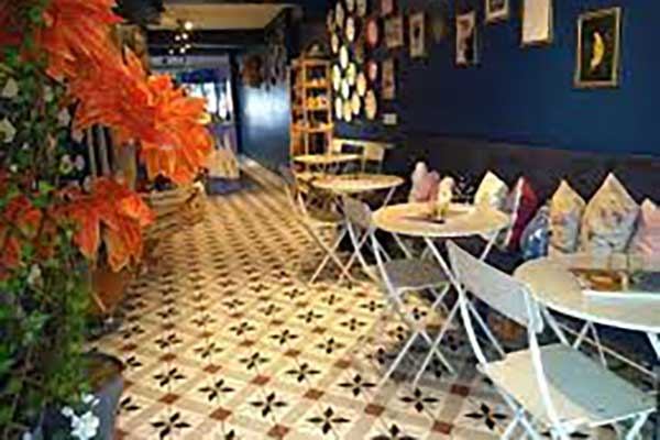 Torpi Cafe